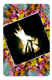 Samhain - Ein Feuer und Ahnenfest Nachtwanderung @ Programmhaus